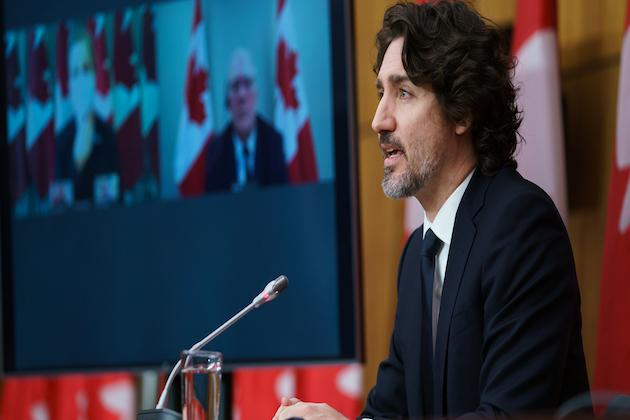 Following sanctions on China, Beijing calls Trudeau 'dog of US'