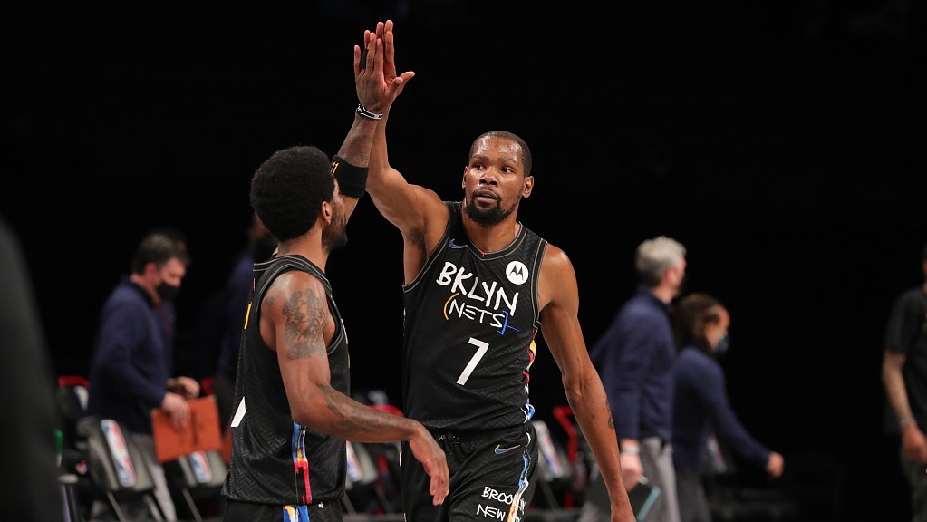 NBA highlights on Apr. 7: KD returns to bring Nets to a big win