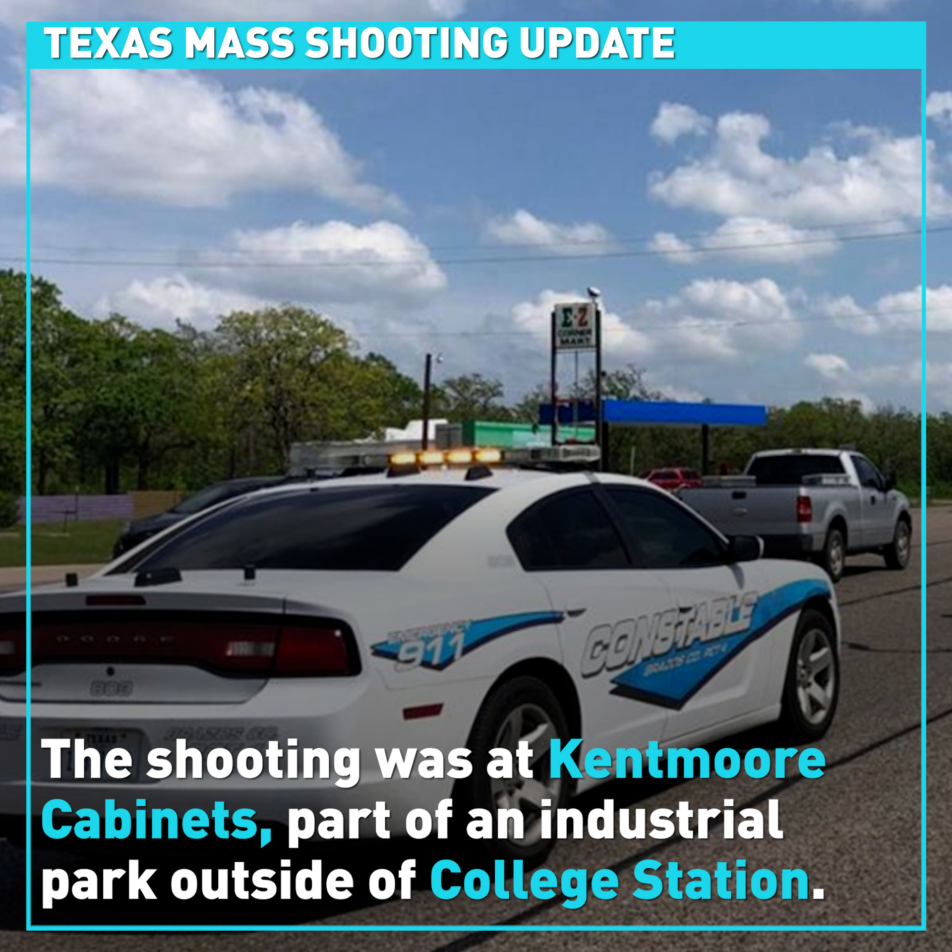 Mass shooting in Texas leaves several injured, at least one killed