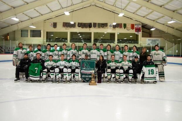 Western hockey team wins championship after teammate deaths: 'We had to win it for them'