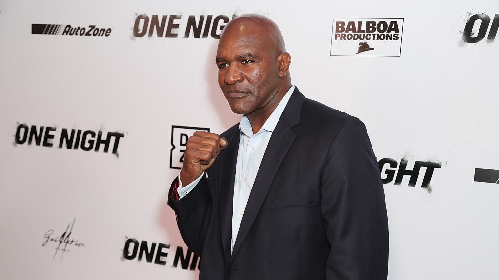 Evander Holyfield to fight Kevin McBride in exhibition event on June 5