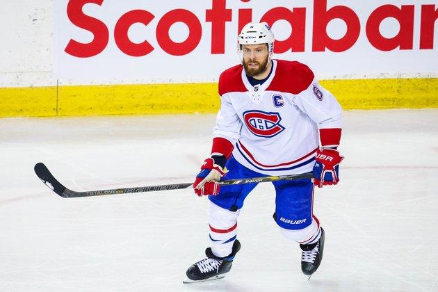 NHL fines Montreal captain Shea Weber $5K for hit