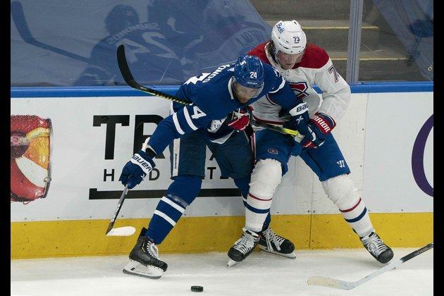 Canadiens seeking home-ice edge in Game 3 vs. Maple Leafs