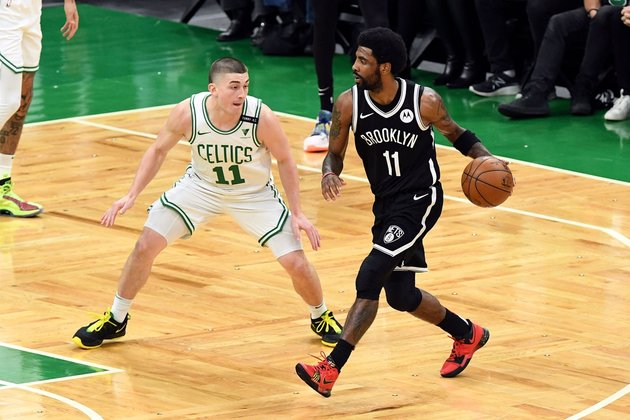 Nets' stars shoot lights out in Game 4 win over Celtics