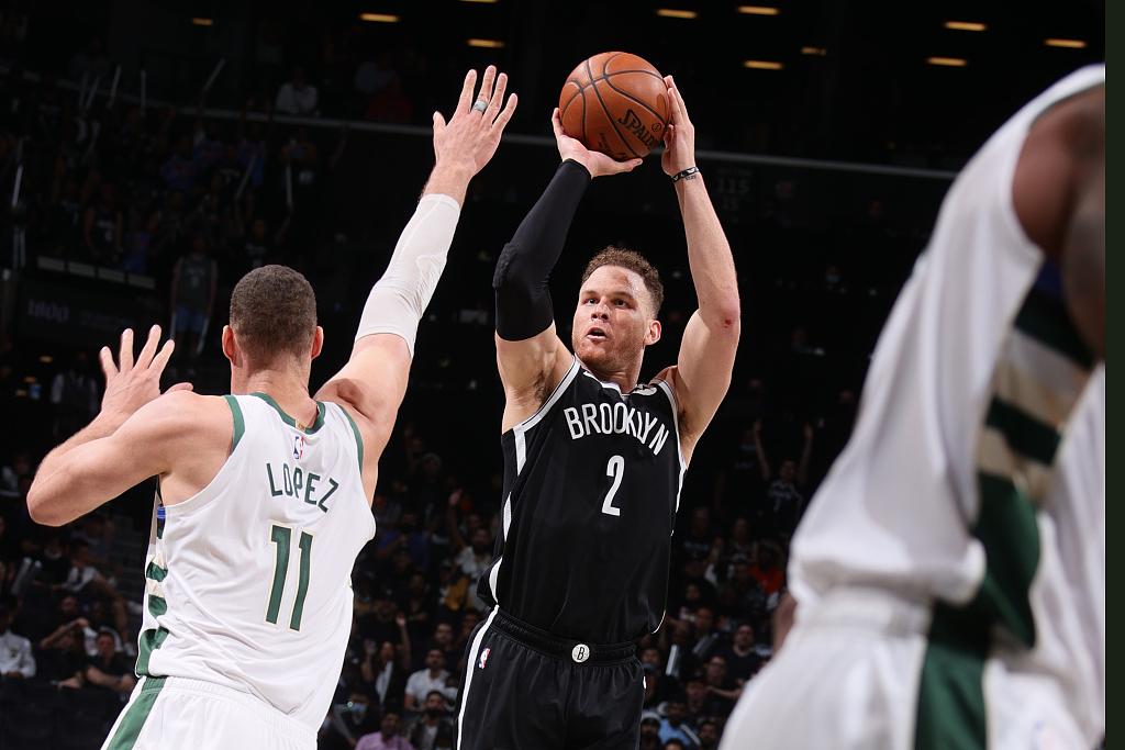 NBA highlights on Jun. 5: Nets defeat Bucks despite Harden's injury