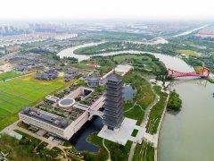 中国大运河博物馆即将开馆迎客