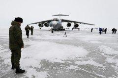 俄计划扩建北极军