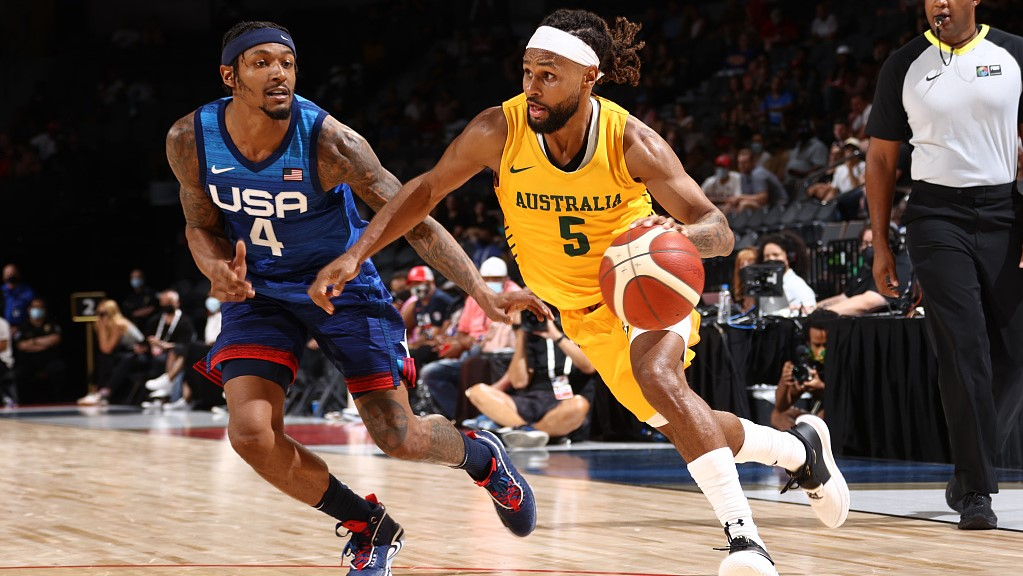 Beaten by Australia, USA suffer 2nd straight Olympic exhibitions loss
