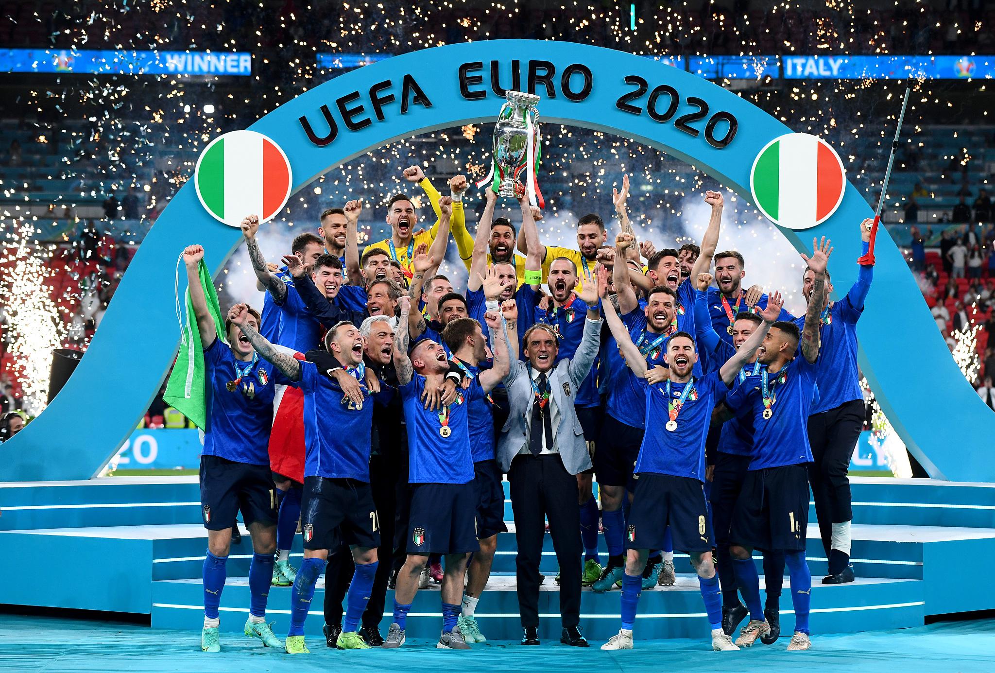 Euro 2020: Matchday 6 roundup