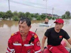 """安康市水上应急救援队:""""只要有一口"""