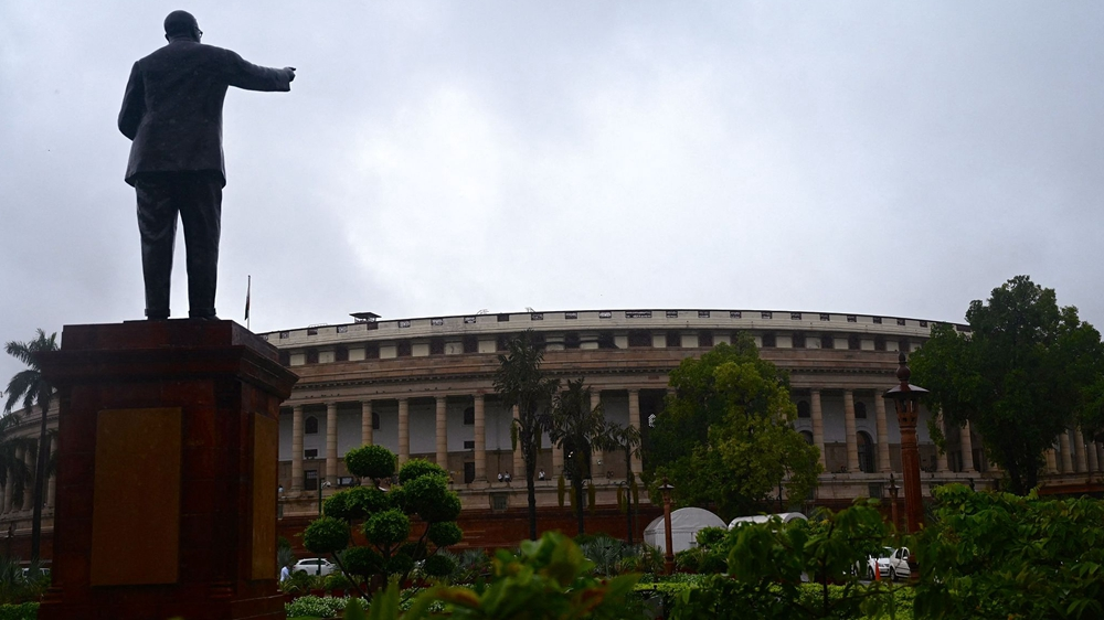 Productivity in Indian parliament session marred by disruptions