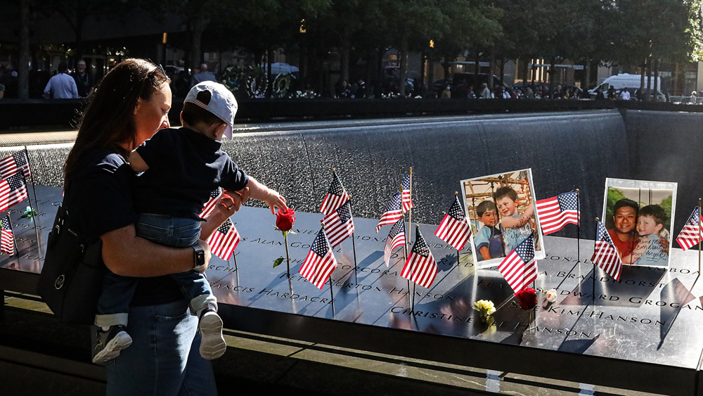 U.S. marks 20th anniversary of 9/11 attacks as Biden urges unity