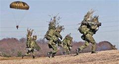 日本陆上自卫队军演规模