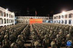 中国解放军驻香港