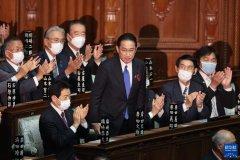 日本自民党新总裁岸田文雄当选第10