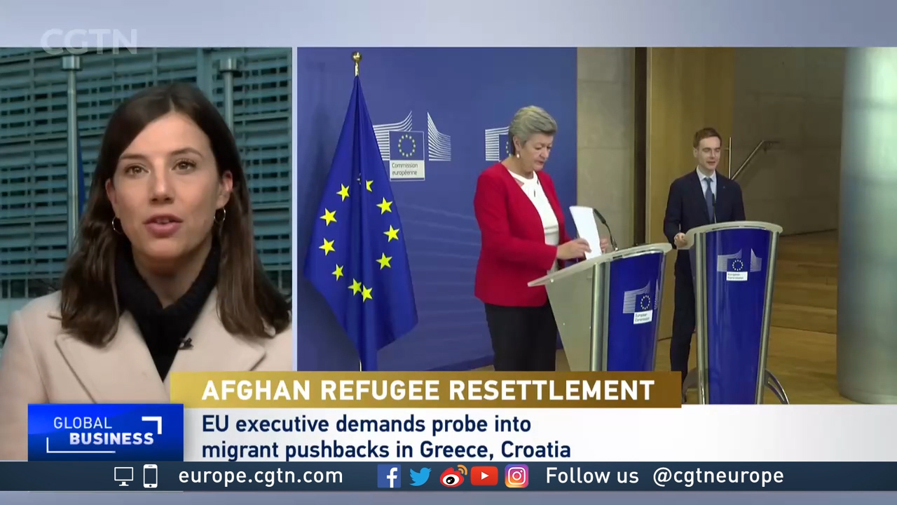 Taking in 42,500 Afghan refugees 'doable,' says EU commissioner