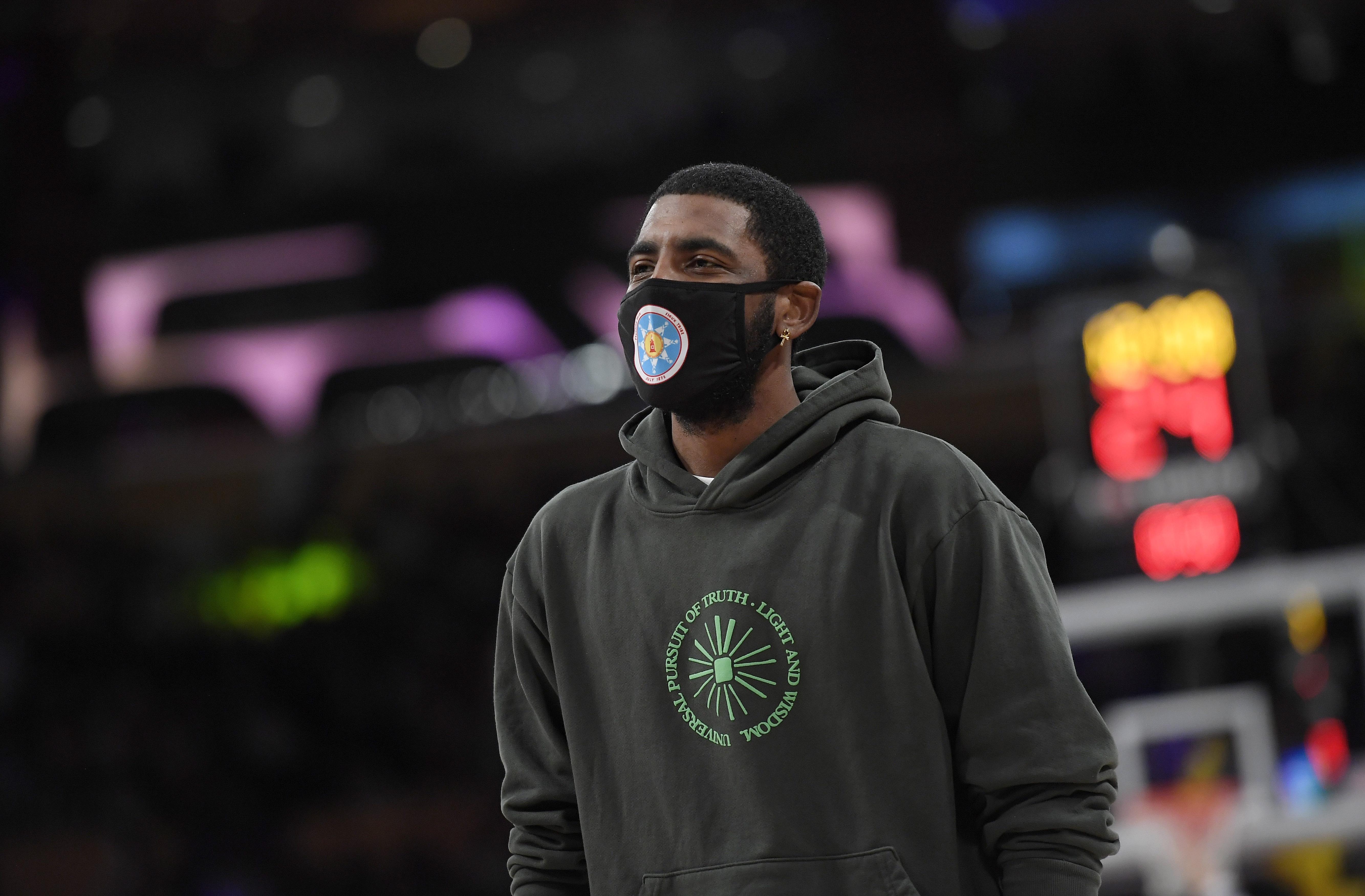 Irving, Nets at standstill; Sim