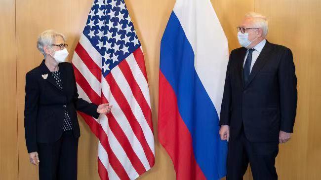 Russia, U.S. hold 2nd round of
