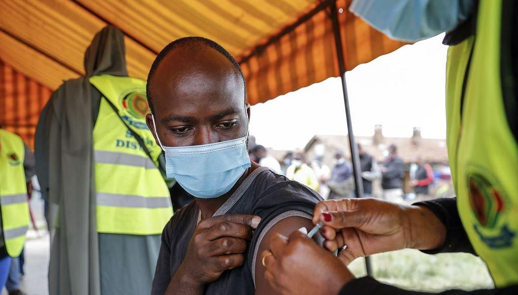 Kenya's number people fully vac