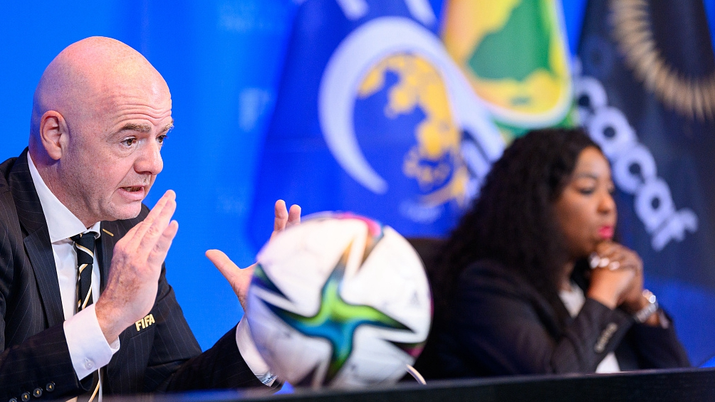 FIFA indicates willingness to drop biennial World Cup plan as opposition grows