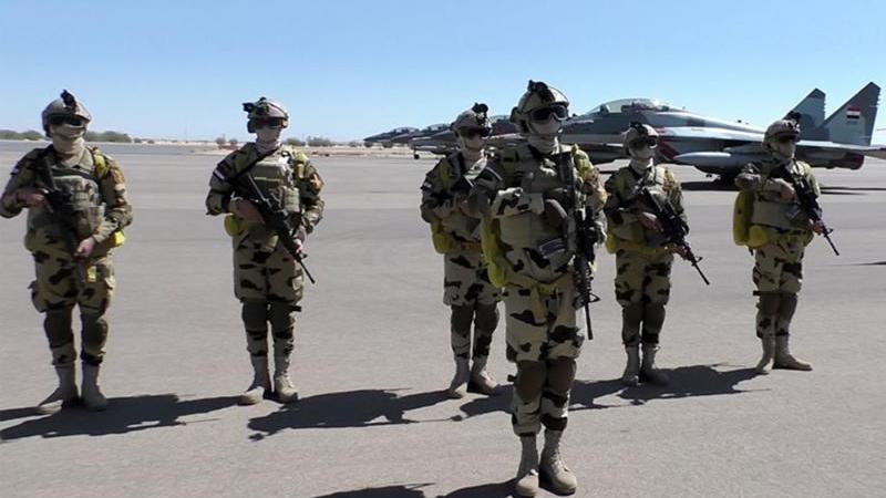 Egypt, Sudan hold joint militar